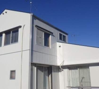 デザイナーズ住宅の塗装もお任せください!