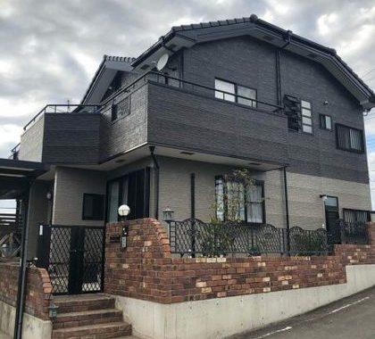 新築のように生まれ変わりました|外壁塗装リフォーム|埼玉県児玉郡上里町神保原町