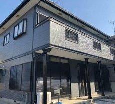 シックでカッコいい塗装リフォーム|埼玉県本庄市