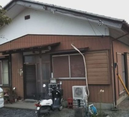 雰囲気が変わりました!外壁塗装工事 埼玉県上里町