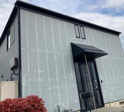 きれいな外壁・屋根に!無機塗装リフォームは三ツ星に‼|神川町